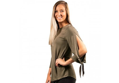 SIMPLY SOUTHERN Simply Southern- KnotSleeve- Black