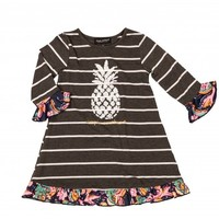 Pineapple Dress/Tunic- Youth