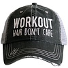 katydid Workout Hair Dont Care Hat