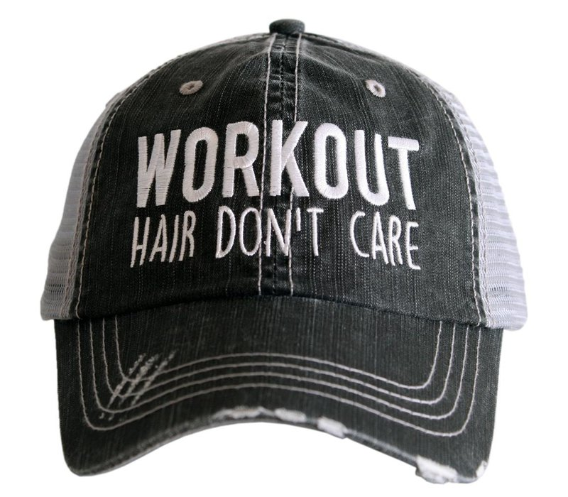 Workout Hair Dont Care Hat