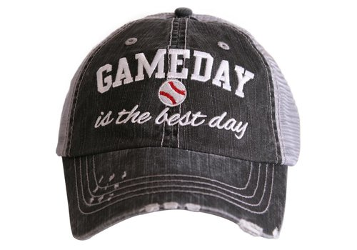 katydid Game Day is the Best- Hat