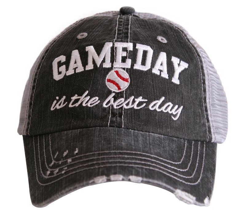 Game Day is the Best- Hat