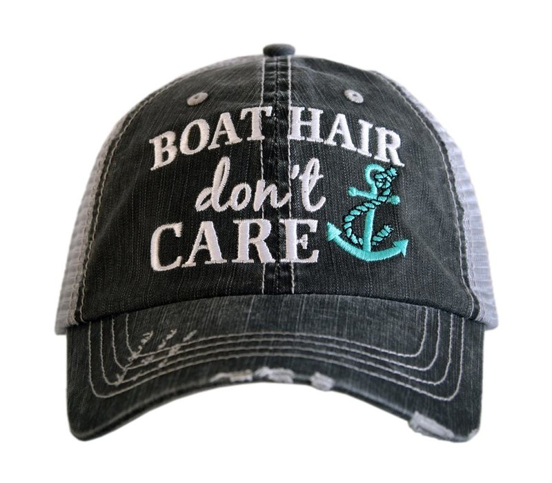Boat Hair Dont Care Hat