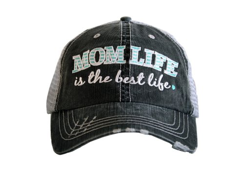 katydid Mom Life is the Best Life- Hat