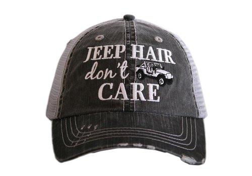 katydid Jeep Hair Don't Care- Hat
