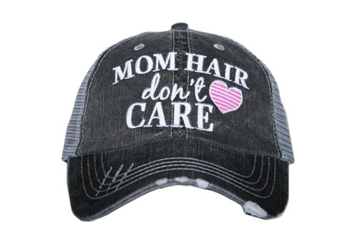 katydid Mom Hair Don't Care-Hat