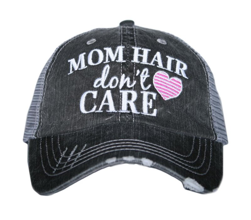 Mom Hair Don't Care-Hat