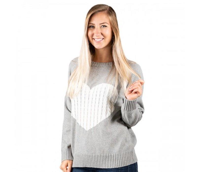 Heart Sweater