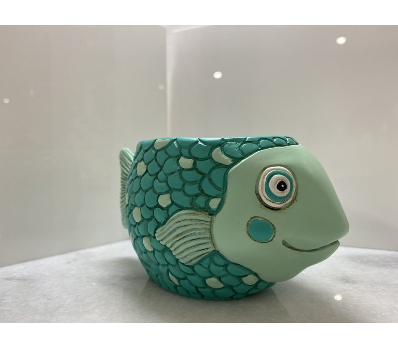 Baby Fish Planter/container