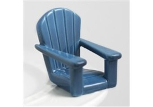 nora fleming Chillin Chair Mini