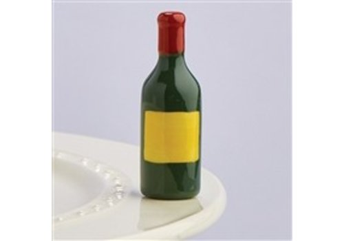 nora fleming Wine Bottle Mini