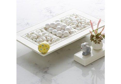 nora fleming Pearl Garnish Dish