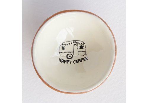 natural life Happy Camper Trinket Dish