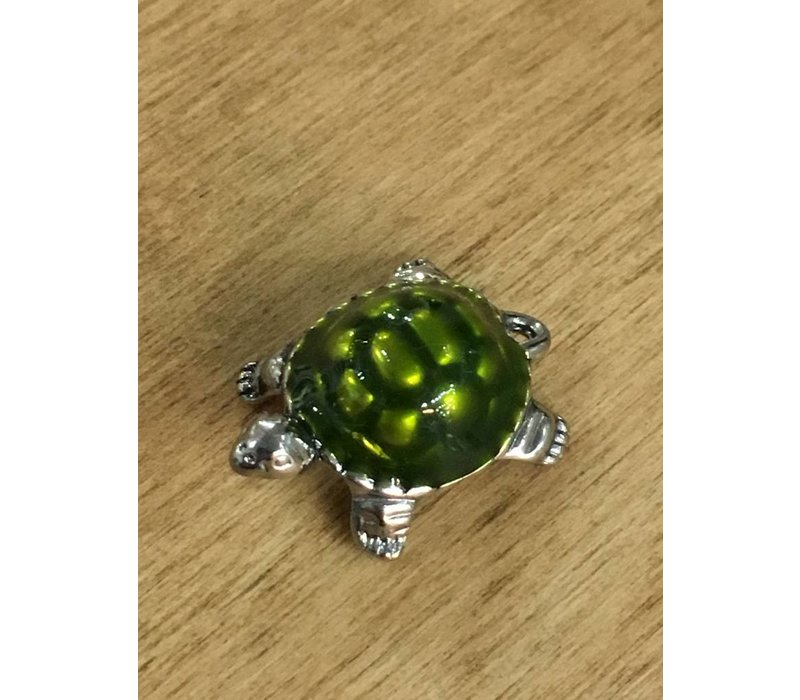 Lucky Little Turtle Charm