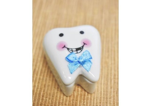 MUD PIE Tooth Fairy Box - Blue