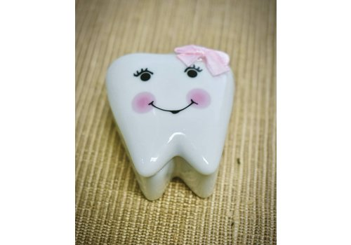 MUD PIE Tooth Fairy Box - Pink