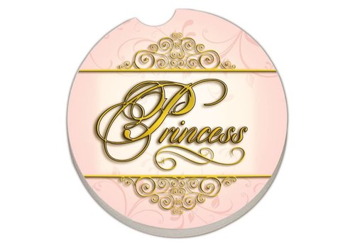Princess Car Coaster