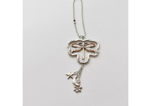 Car Charm Dragon Fly