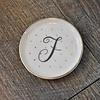 Monogram Trinket Dish