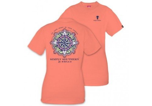 SIMPLY SOUTHERN Simply Southern Compass T Shirt