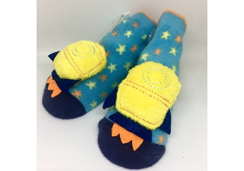 Baby Dumpling Rocket Socks