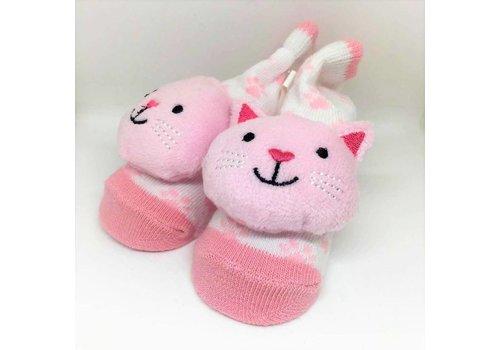 Baby Dumpling kitten socks