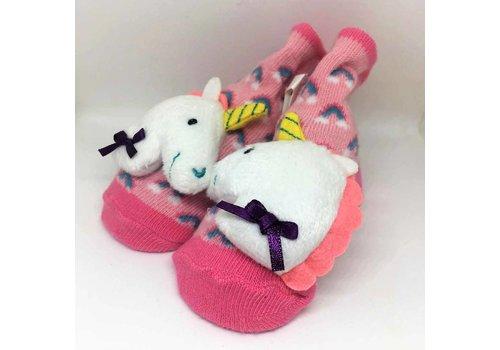 Baby Dumpling Unicorn Socks