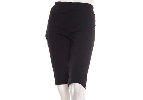 Zac & Rachel black bermuda shorts