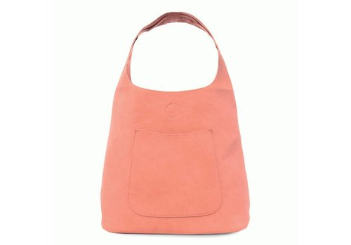 Molly Slouchy Hobo - Pink Lemonade