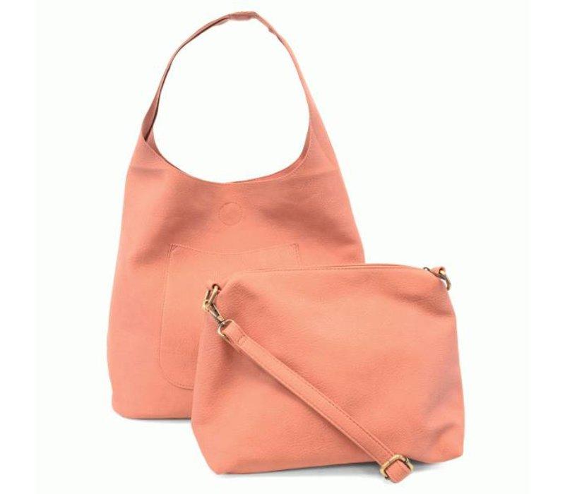 Molly Slouchy Hobo - Pink Lemonade