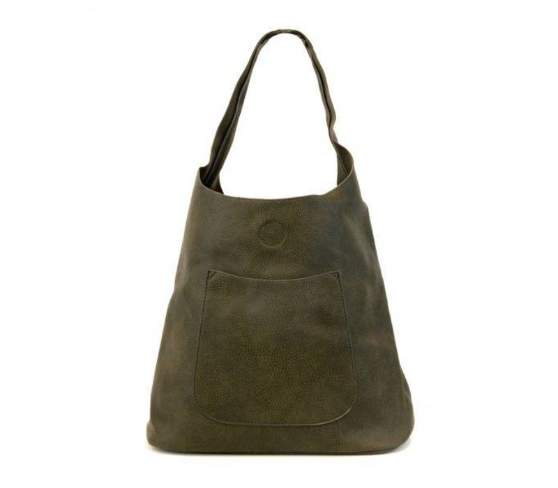 Molly Slouchy Hobo - Olive