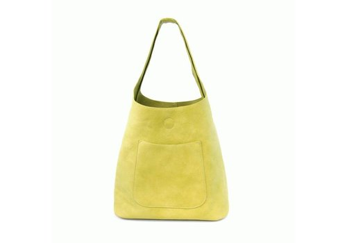 Molly Slouchy Hobo - Lime