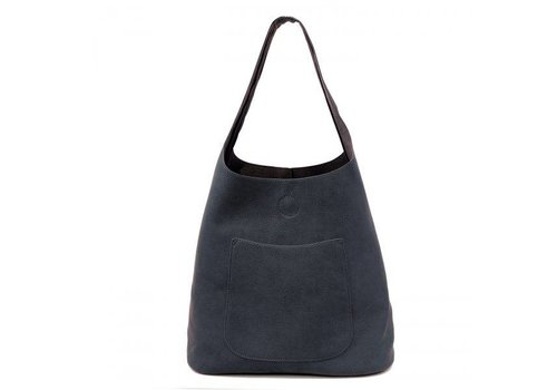 Molly Slouchy Hobo - Dark Navy