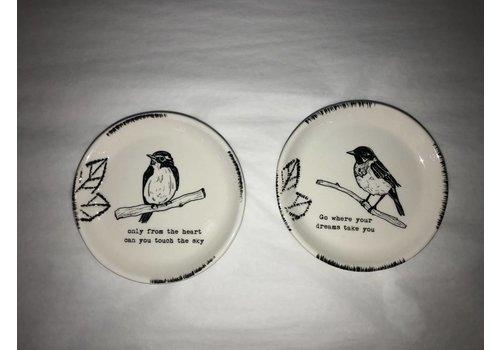 Mini Cerami Dish - 2 Styles