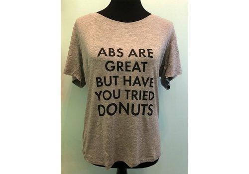 donuts tshirt