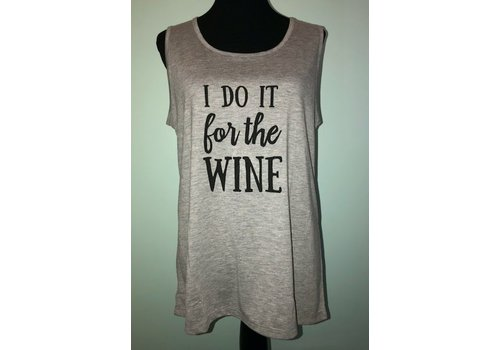 for the wine tank gray