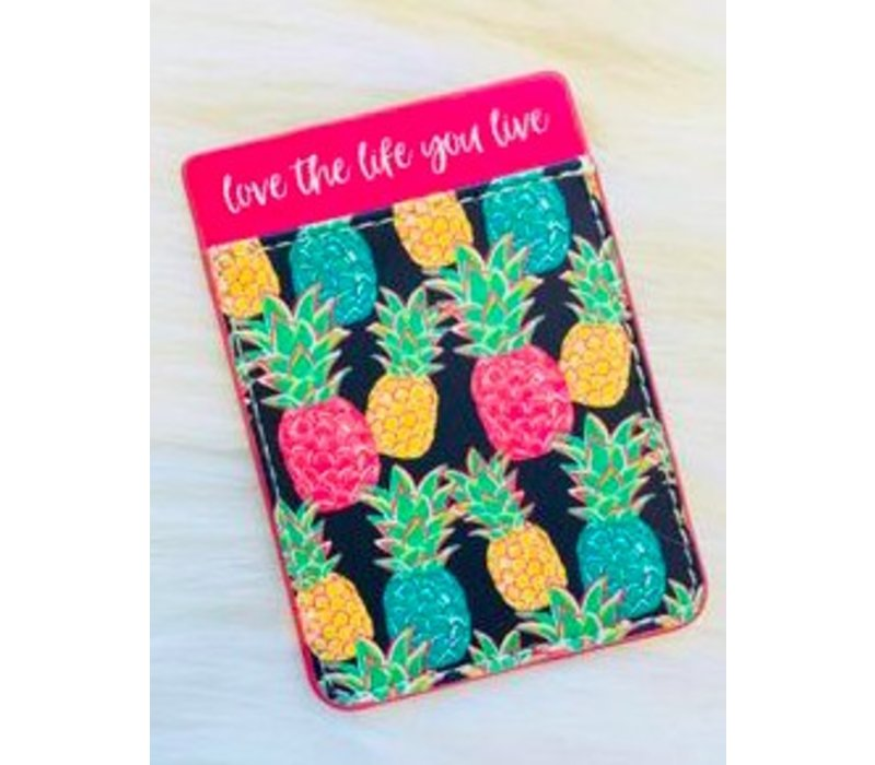 Simply Southern Phone Card Holder