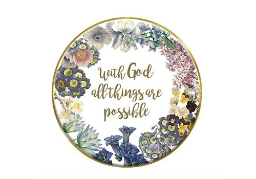 With God All Things Are Possible - Plague