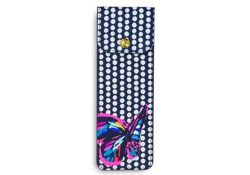 Pen Pouch, Butterfly flutter