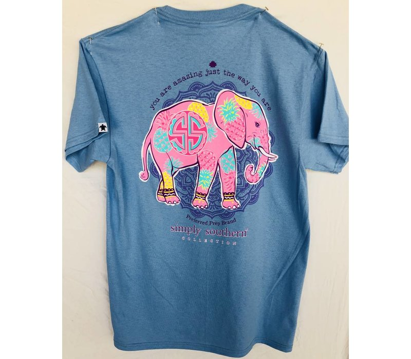 Youth Simply Southern Amazing Elephant Tee