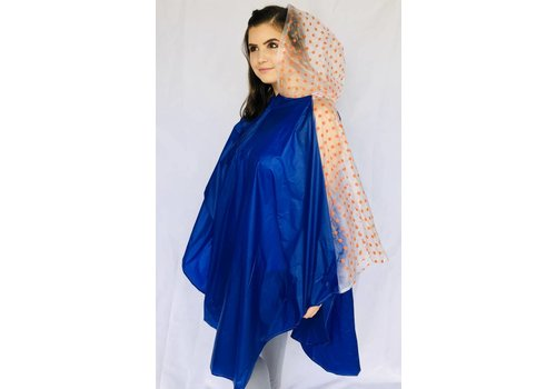 Collegiate Colors Rain Poncho
