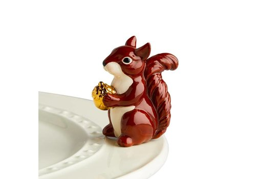 nora fleming Squirrel - Nora Fleming Mini
