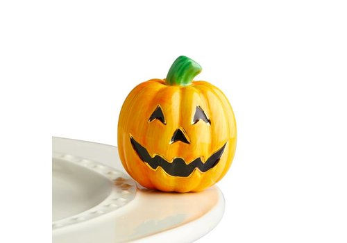 nora fleming Carved Cutie Jack-O-Lantern - Nora Fleming Mini