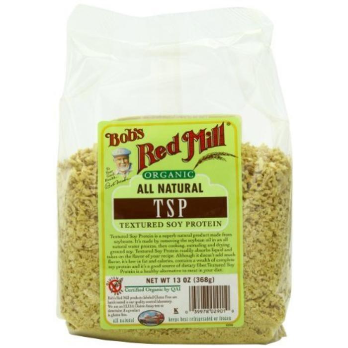 Proteine vegetale texturee 368 g