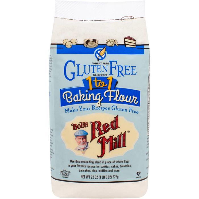 Farine a patisserie sans gluten 623g