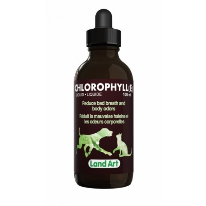 Chlorophylle pour animaux