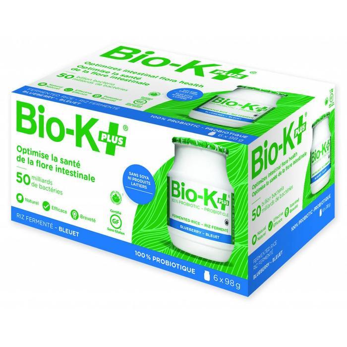Bio-k au riz fermenté