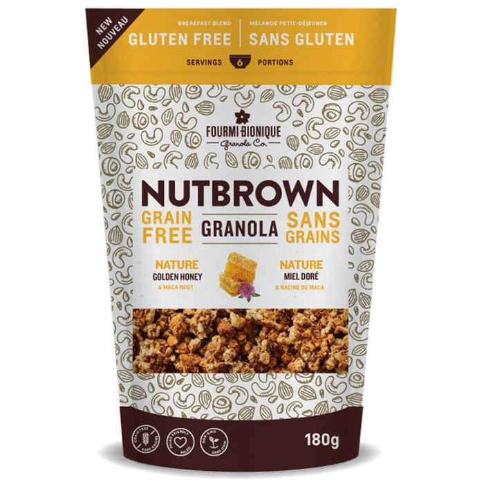Nutbrown nature 180g