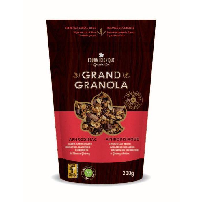 Aphrodisiaque granola 300g