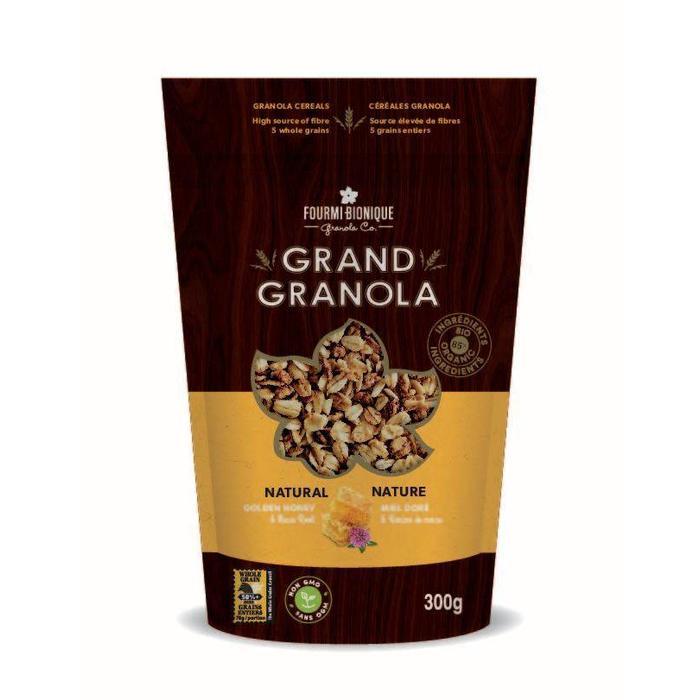 Nature granola bio 300g